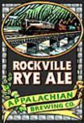 Appalachian Rockville Rye Ale