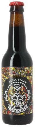 La Débauche Black Ale India Stout