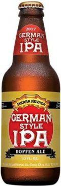 Sierra Nevada German Style IPA
