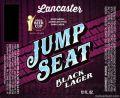 Lancaster Jump Seat Schwarzbier