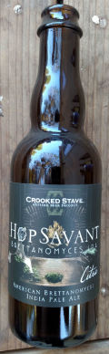 Crooked Stave Hop Savant (Citra)