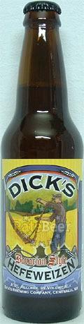 Dick's Bavarian Style Hefeweizen