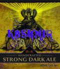 Roak KASHMIR Strong Dark Ale
