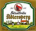 Prösslbräu Adlersberg Jubiläums Dunkel