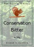 Red Squirrel Conservation Bitter