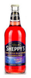 Sheppy's Cider with Blackberry & Elderflower