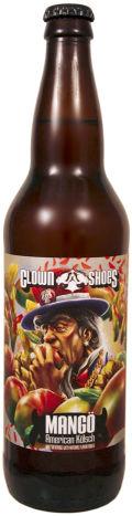 Clown Shoes Mangö American Style Kölsch