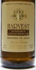 J.W. Lees Harvest Ale (Lagavulin)