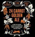 Juli Goldenberg / Monkey Paw / Stone 24 Carrot Golden Ale