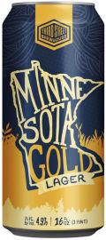 Third Street Minnesota Gold Lager