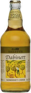 Sheppy's Dabinett Apple Cider (Bottle)