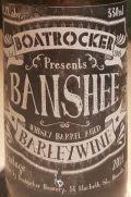 Boatrocker Banshee Barleywine