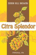 Manor Hill Citra Splendor