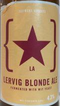 Lervig Brewers Reserve Blonde Ale