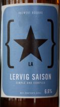 Lervig Brewers Reserve Saison
