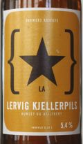 Lervig Brewers Reserve Kjellerpils
