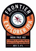 Frontier Explorer IPA