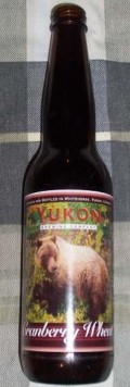 Yukon Deadman Creek Cranberry Wheat Ale