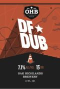 Oak Highlands DfDub Dunkelweizen