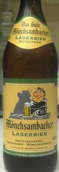 Zehendner Mönchsambacher Lagerbier