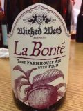 Wicked Weed La Bonté - Plum