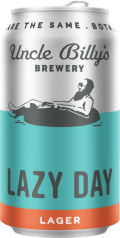 Uncle Billys Lazy Day Lager