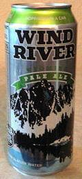 Wind River Wyoming Pale Ale (WPA)