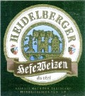 Heidelberger Hefe Weizen Dunkel