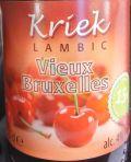 Vieux Bruges/Bruxelles Kriek Lambic