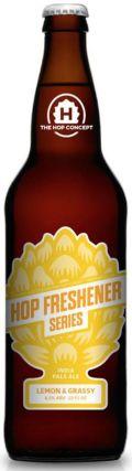 Hop Freshener Series: Lemon & Grassy