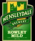Wensleydale Lidstones Rowley Mild