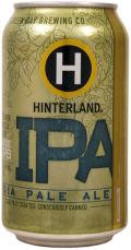 Hinterland IPA (2015-)