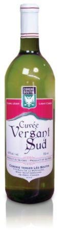 Cidrerie Léo Boutin Cuvée Versant Sud