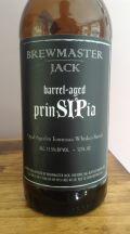 Brewmaster Jack Barrel Aged Prinsipia
