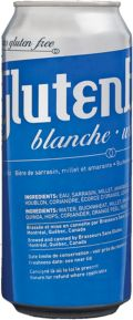 Glutenberg Blanche / White
