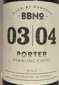 Brew By Numbers 03/04 Porter Bramling Cross