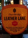 Thornbridge Leather Lane