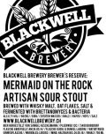 Blackwell Mermaid on the Rock (2015)