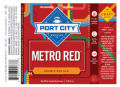 Port City Metro Red