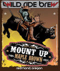 Wild Ride Mount Up Maple Brown