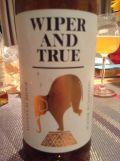 Wiper and True Pale Ale Ahtanum Ridge