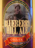 Ørbæk Blueberry Hill Ale (-2008)