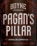Boyne Brewhouse Pagan's Pillar Sparkling Copper Ale