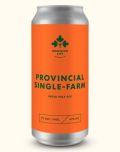 Dominion City Provincial Single Farm IPA
