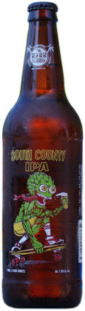 Pizza Port / Artifex / Left Coast South County IPA