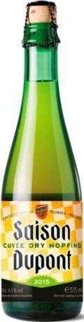 Saison Dupont Cuvée Dry Hopping (2015)
