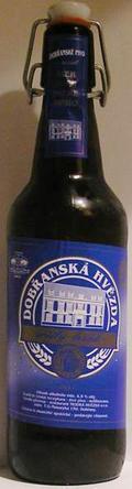 Dobřanské Pivo Dobřanská Hvězda Světlý Ležák 12%