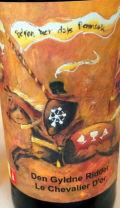 Hornbeer Den Gyldne Ridder