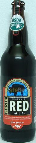 Bison Organic Red Ale