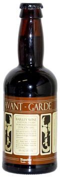 Naparbier Avant-Garde Series Barley Wine Aged for 2 Years. Brandy Ed. 2015